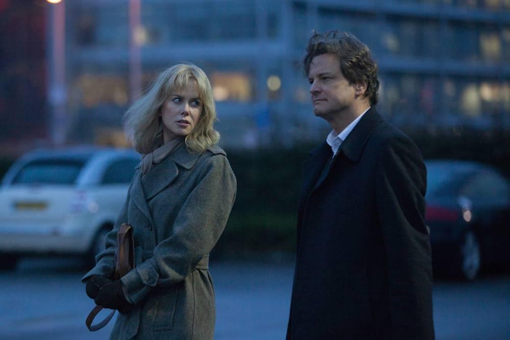 Before I Go To Sleep starring Nicole Kidman & Colin Firth