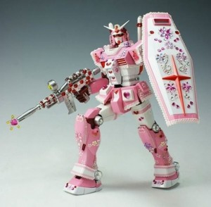 Transformers, but for girls. You'll see why in a minute.