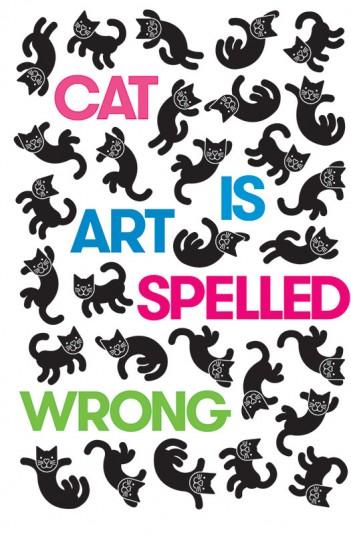 cat-art-spelled-wrong