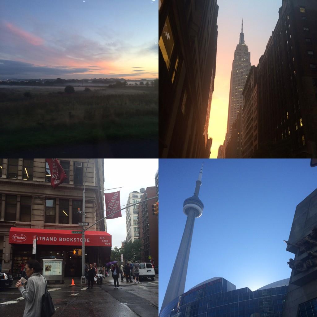 NYC-Princeton-Toronto