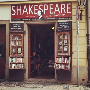Shakespeare & Co Prague