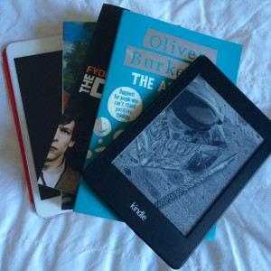 Summer Reading: What I'm Packing for California!
